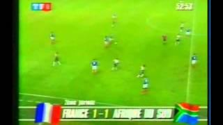 1997 (October 11) France 2-South Africa 1 (Friendly).avi