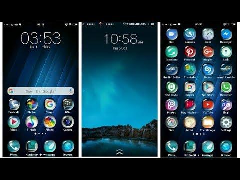 VIVO (Funtouch 3 0) Phone THEMES : iOS CLEAR VIVO V5 Theme