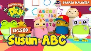#18 Episod Susun ABC | Didi & Friends