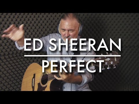 Ed Sheeran – Perfect | Igor Presnyakov | Fingerstyle Guitar Cover