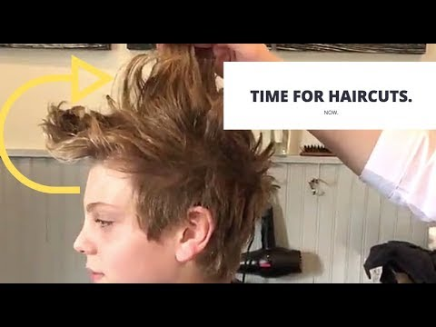 hair-cut-time-for-the-4-boys-|-family-video