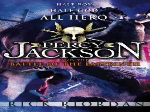 percy jackson and the battle of the labyrinth pdf