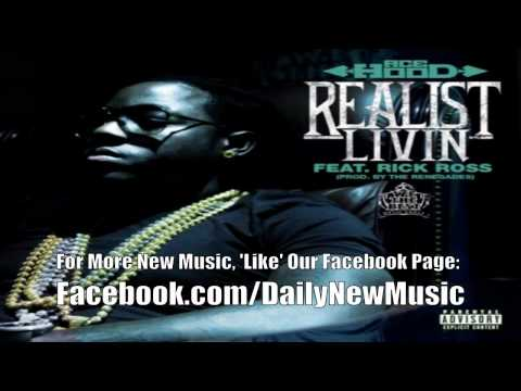 Ace Hood Ft. Rick Ross - Realist Livin [CDQ/No Tags]