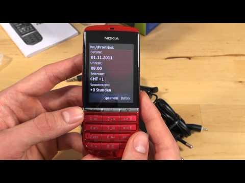 Nokia Asha 300 - Handy Test - Review - Deutsch