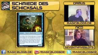 MtG Magic - Fate Reforged / Schmiede des Schicksals - Set Review - Blau