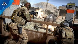 Call of Duty: Modern Warfare - Gamescom 2019 2v2 Alpha Trailer | PS4