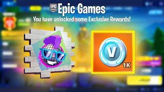 Fortnite is Gifting Everyone FREE REWARDS Now...