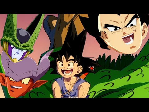 What You're NOT Supposed to See During Character Outros - Dragon Ball FighterZ Mods from YouTube · Duration:  3 minutes 1 seconds