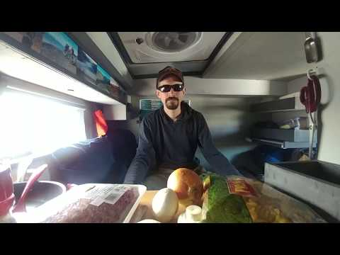Solar Powered Induction Cooking - Van Life