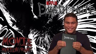 Death Note (2017) Movie Review/Rant