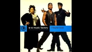 C+c Music Factory Feat. Marta Wash I Found Love ''c+c Underground Club Mix'' 1994