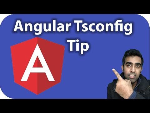 Angular - tsconfig paths configurations thumbnail