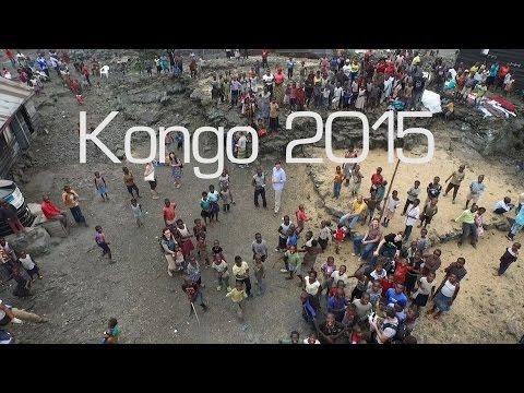 Hilfseinsatz in Goma - Demokratische Republik Kongo Juli 2015