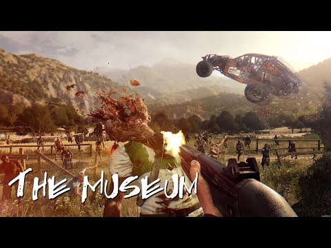 Dying Light Enhanced Edition Walkthrough Gameplay Part 1 - The Museum (1080p)
