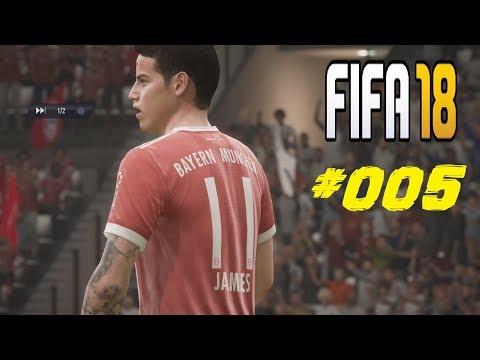 #005 - Fifa 18/ Koop Saison - Die Form schwankt