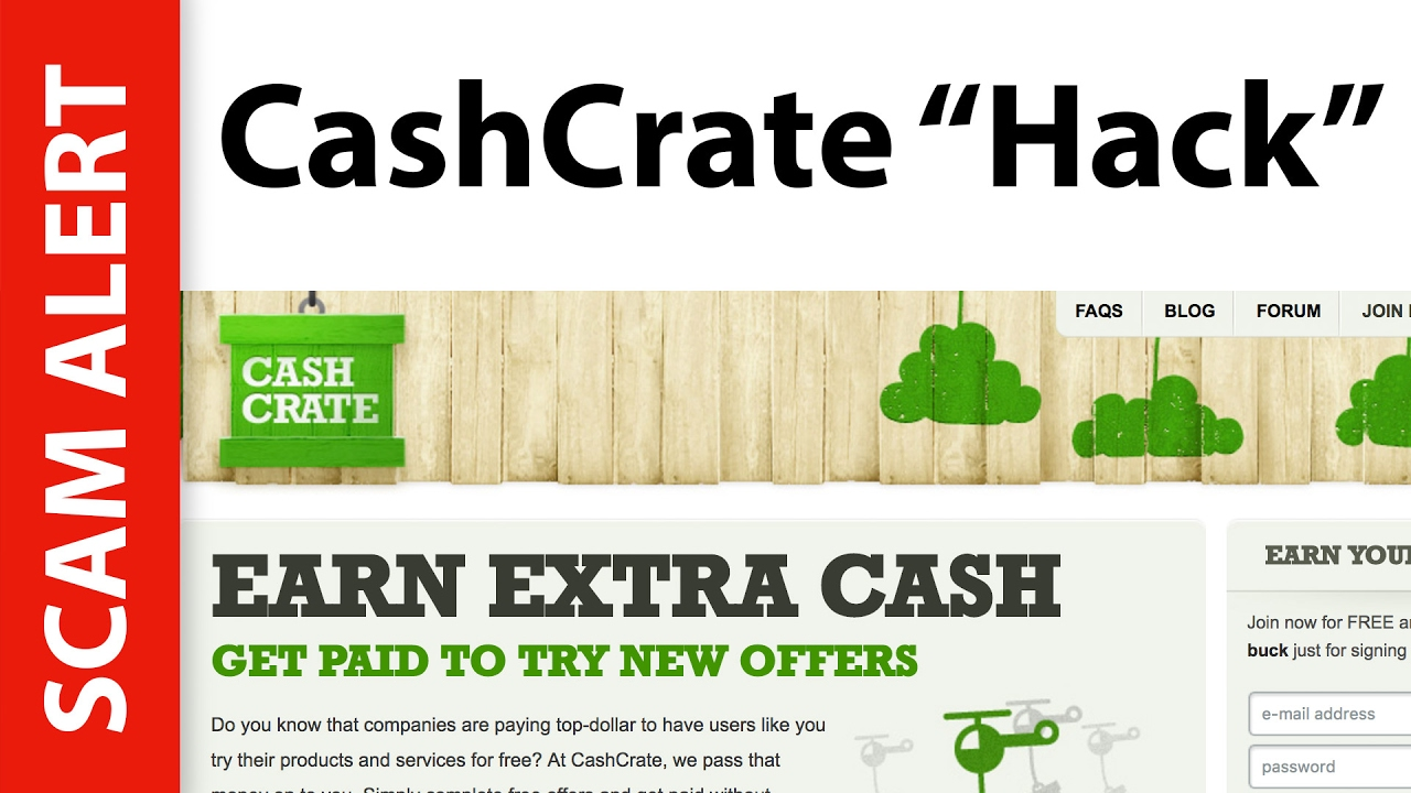 Http www cashcrate com review