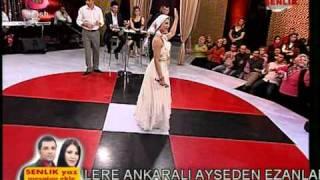 Ankaralı Ayşe Beyaz Gelinlik