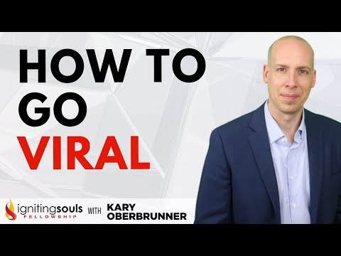 How to Go Viral with Your Book, Brand and Business