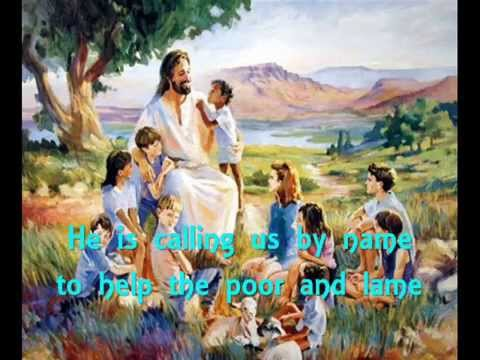 WE ARE ALL GOD'S CHILDREN BY JAMIE RIVERA - YouTube