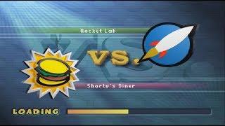 Shortys Diner VS Rocket Lab Tournament First Round - Sammy Sosa Softball Slam Episode 5
