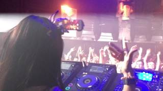 FLOWER aka Virag Voksan @ Ministry of Sound, London (UK) 01/13/2017 part3