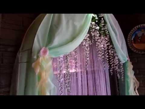 Мятная свадьба, оформление зала, инструкции и советы