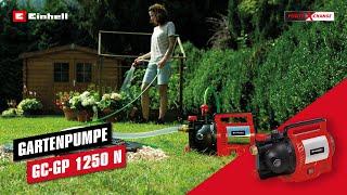 Einhell Gartenpumpe GC-GP 1250 N