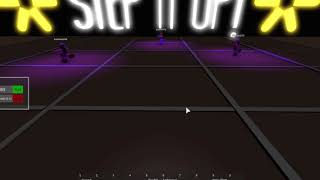 Ex et Oh's Group Dance Step it Up Studios ROBLOX