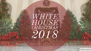 Melania Trump Unveils White House Christmas Decorations November 27