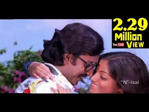 மூக்குத்தி பூமேலே காத்து  Mookuthi Poo Melae Hd Video Songs  Mouna Geethangal  Classic Video Songs 