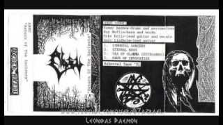 Absu -Return Of The Ancients [First Rare Rehearsal Demo
