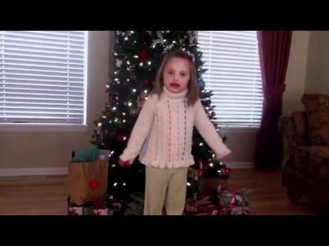 Gretchen Sings Rudolph 2011
