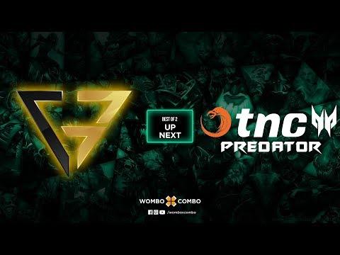 TNC Predator vs Clutch Gamers Game 1 (BO2) l China SUPERMAJOR | SEA