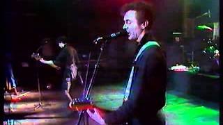 The Stranglers live at No Nukes, 9 april 1982 Irenehal Utrecht. Dut...