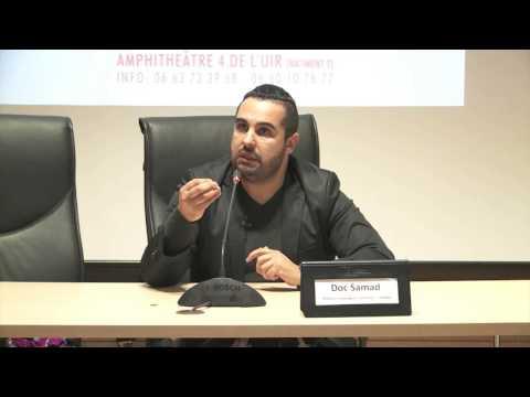 UIR Conférence « La culture de l'éducation sexuelle au Maroc »