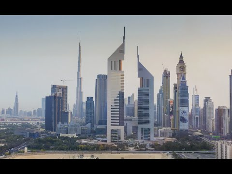 Can Dubai be foremost business capital of the world?