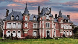 Derelict, Abandoned 18th Century Fairy Tale Castle ~ Everything Left Behind