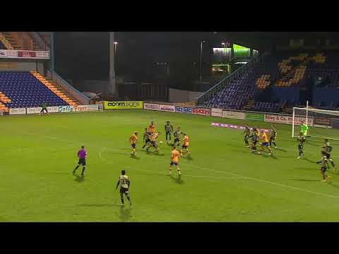 Mansfield Colchester Goals And Highlights