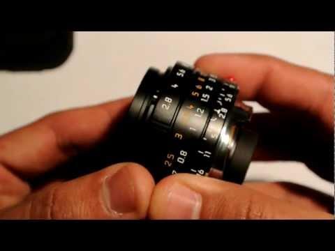 LEICA 28mm f/2.8 ASPH  ELMARIT-M