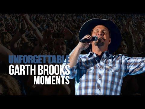 7 Unforgettable Garth Brooks Moments