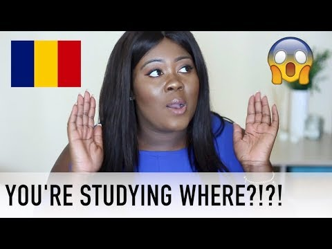 BEING BLACK IN ROMANIA?! Medical School Life | INTRO VIDEO