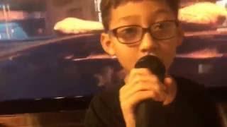 Vietnamese Boy Sings DJ Snake Feat. Justin Bieber Music Video Cover