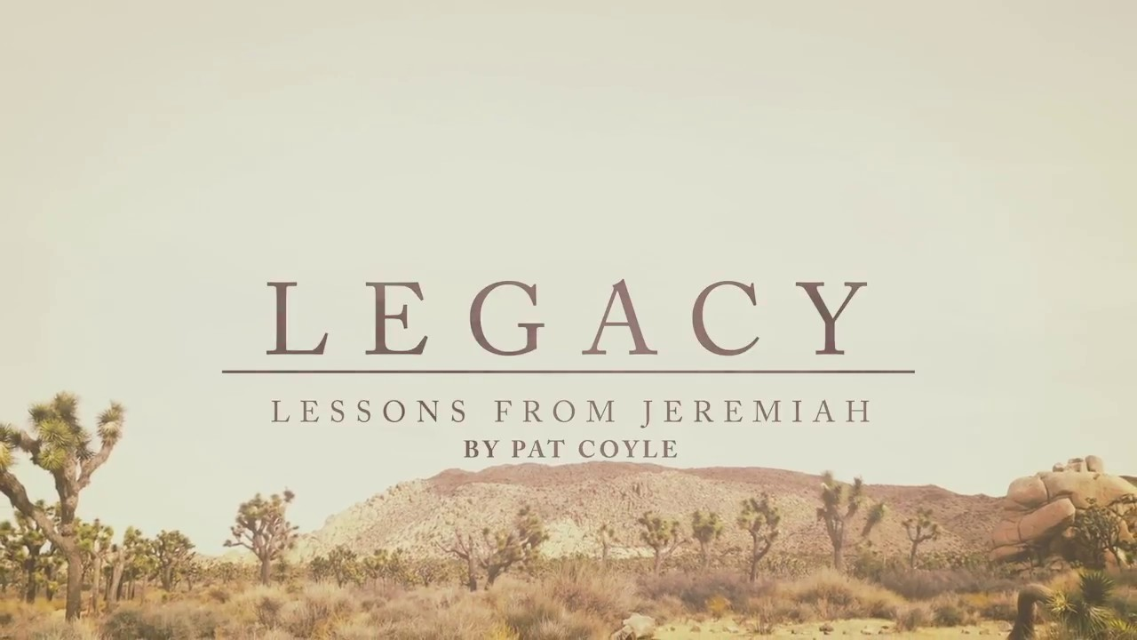 Jeremiah: Encouragement from the Weeping Prophet by Pat ...