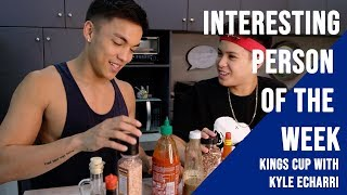 Interesting Person of the Week ft. Kyle Echarri | ALEXANDER DIAZ