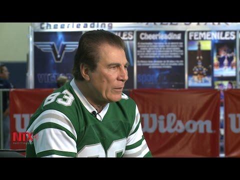 Vince Papale, una leyenda de la NFL con mayor madurez