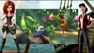Tinkerbell and the pirate fairy - Who I am (Norwegian) Den jeg er