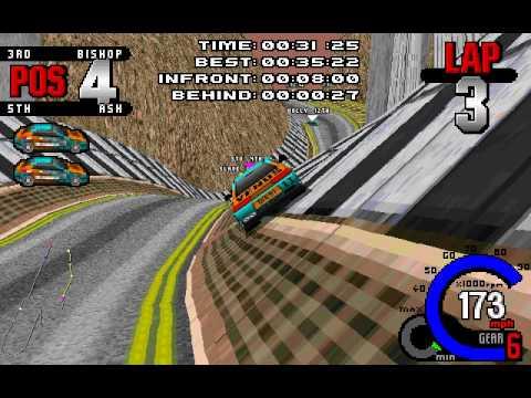 Fatal Racing / Whiplash - Nemesis