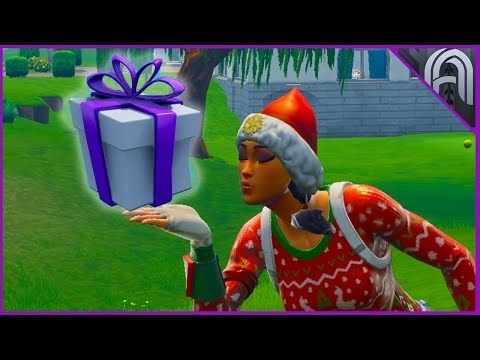 What Happens When You Gift in Fortnite! Gifting System Tutorial!