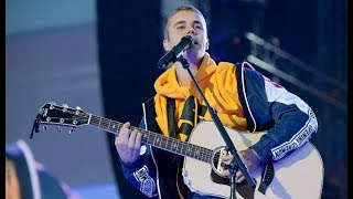 Justin Bieber - Love Yourself And Despacito (Live on One Love Manchester) Ft. Luis Fonsi