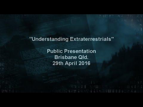 "Gary Opit Presents ""Understanding Extraterrestrials"" UFORQ"